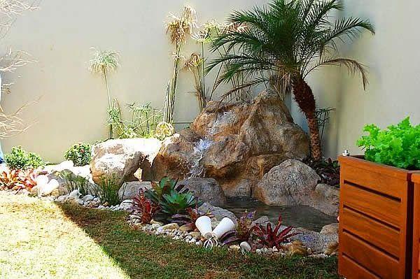 Ideas para dise ar tu jard n con piedras vida l cida for Piedras para jardin