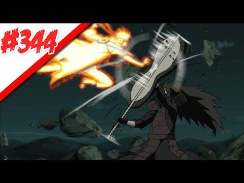 Naruto Shippuden Episode 344 Bahasa Indonesia   Full Screen  1080p HD   ...