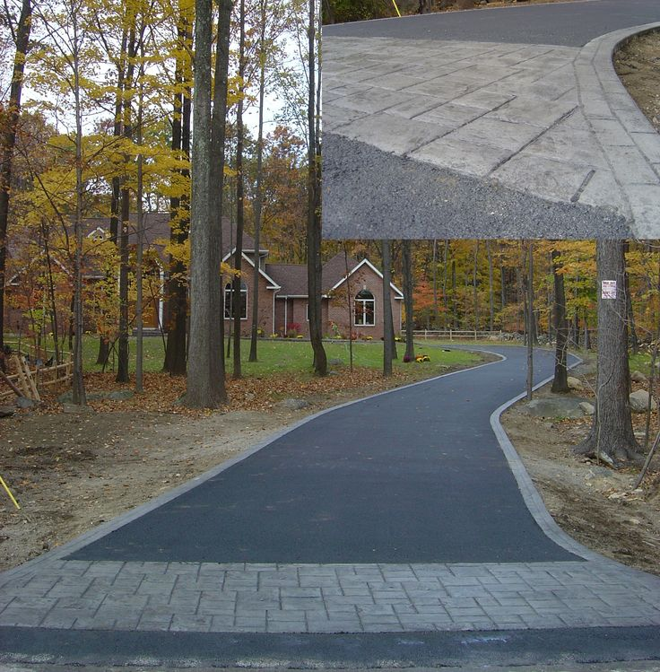 Best 25+ Asphalt Driveway Ideas On Pinterest