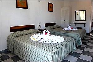 Hotel Jaroje Centro, Huatulco, Oaxaca, México.