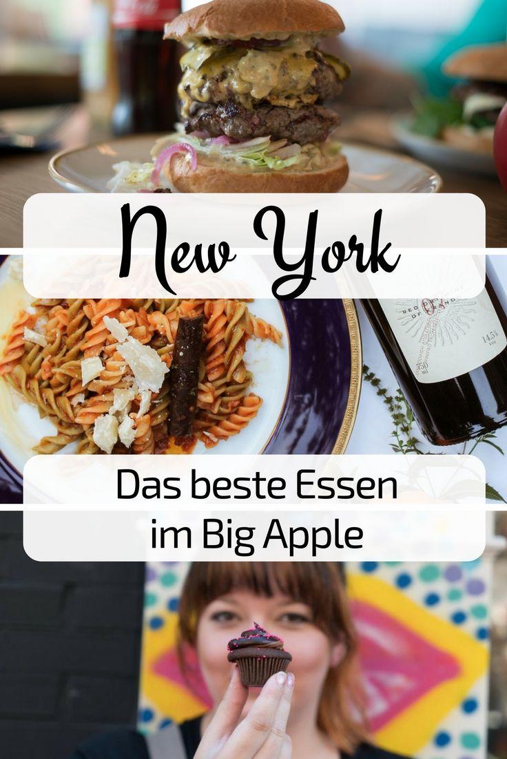 New York essen gehen: Das musst du in New York essen! begleite mich auf einer Food Tour durch die besten Viertel in New York.
