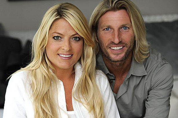 Robbie Savage slams pranksters who 'scared' his wife with abusive 'penis' note left on car #robbie #savage #slams #pranksters #scared…