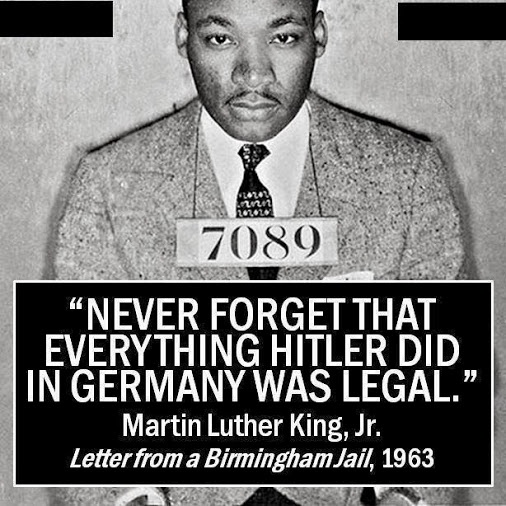 Need to keep in mind. Many things are legal, but not right. | Note to Self | Pinterest | Quotes, Martin luther king and Words