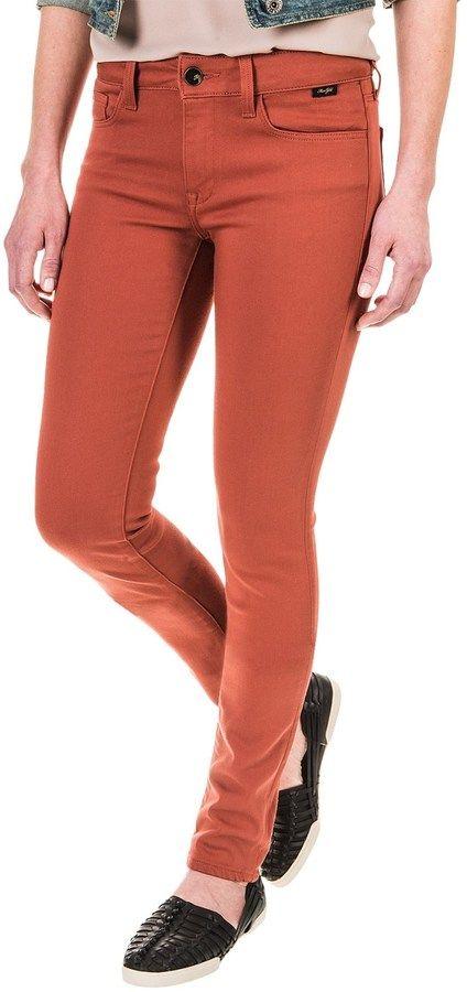 Mavi Jeans Adriana Super Skinny Pants (For Women)