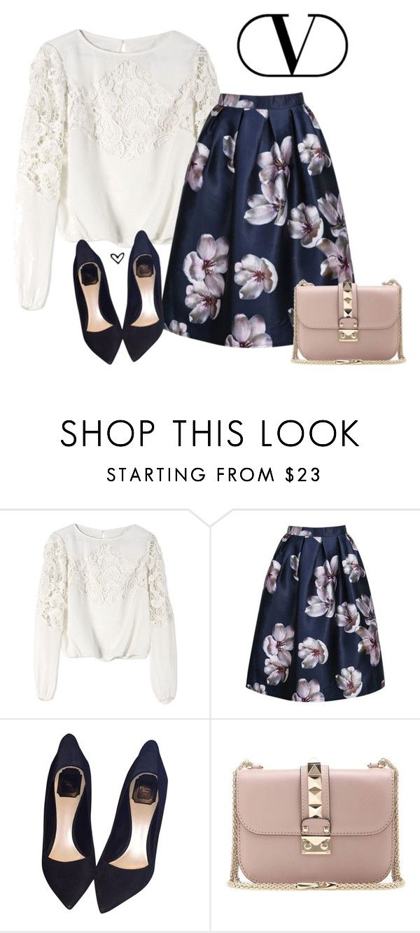"""""""Untitled # 3760"""" by lillyrosalie on Polyvore featuring fashion, Alice + Olivia, …"""