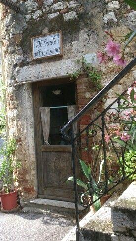 A little shop in Pereta, Maremma, Tuscany