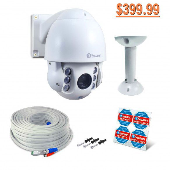 Swann Outdoor Security Camera - PRO-1080PTZ. SWANN - Security ...