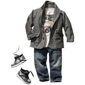 gap boy fashion | Baby Clothing: Toddler Boy Clothing: 1969 Denim Looks | Gap - Polyvore
