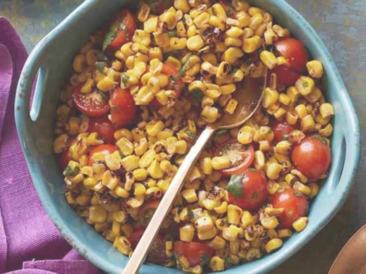 Indian Street Corn Salad Recipe | Aarti Sequeira | Food Network
