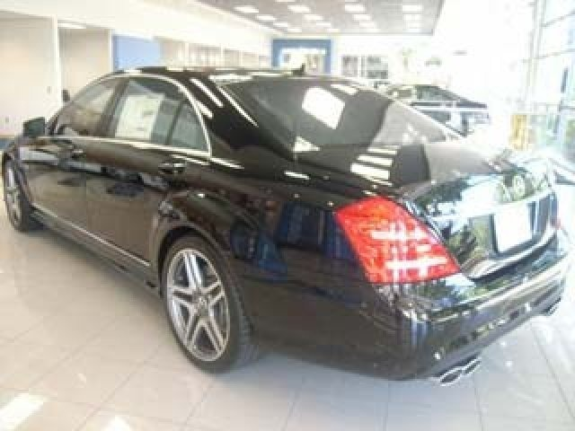 2013 Black Mercedes-Benz S-Class S65 AMG http://www.iseecars.com/used-cars/used-mercedes-benz-for-sale iSeeCars.com