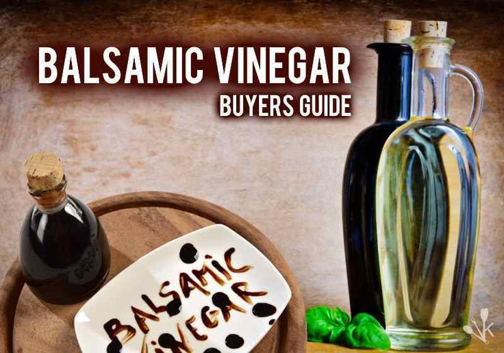 Want to kick up your raw veggies a notch? Try drizzling a little balsamic vinegar on them! https://www.kitchensanity.com/food/best-balsamic-vinegar/ #HealthyEating #Cooking