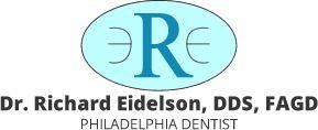 Dr. Richard Eidelson, Philadelphia Dentist Logo