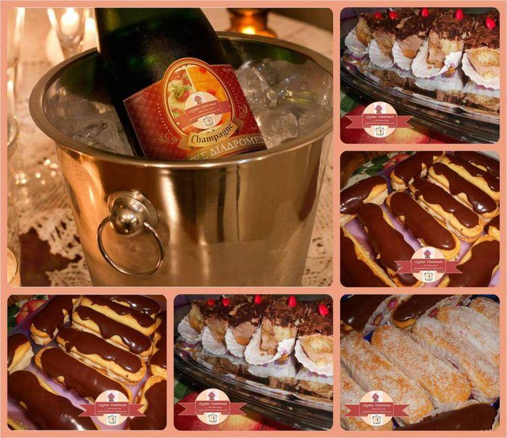 Three sweet treats / glykesdiadromes.wordpress.com