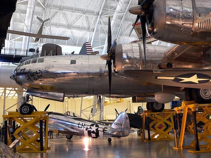 B-29 'Enola Gay' dropped the Little Boy over Hiroshima | Military/Veterans  | Pinterest