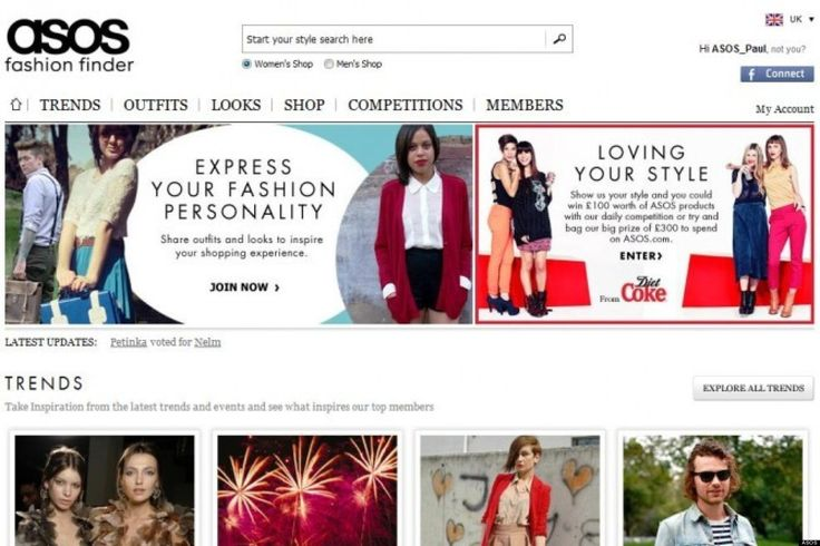 Top Online Shopping Sites - Huffington Post