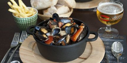 Mussels, chips, waffles and Belgian beer. What could go wrong? Unfortunately, a lot. Here's my review of the new Leon de Bruxelles brasserie in London: http://www.worldtravelguide.net/holidays/editorial-feature/review/reviewed-leon-de-bruxelles-restaurant-london