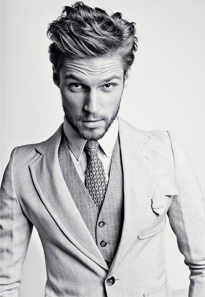 three piece grey #suit