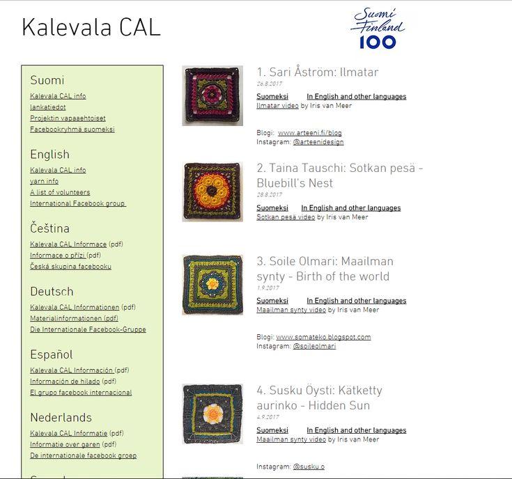 Kalevala CAL – Algemene informatie