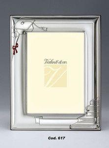 """Srebrna ramka na zdjęcia """"Absolwent"""", idealny prezent z okazji ukończenia szkoły wyższej. #dla_dziecka #ukonczenie_szkoly_sredniej"""