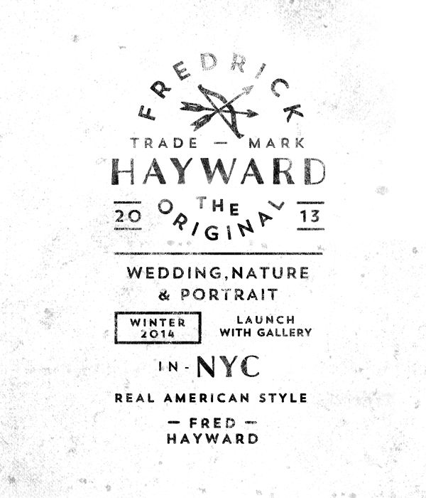 Hayward by Jorgen Grotdal, via Behance