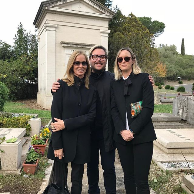 Augusto Gregorini passed away, November 22nd, 2017@cursedandblessed Arrividerlo, zio Augusto. Requiescat in pace.