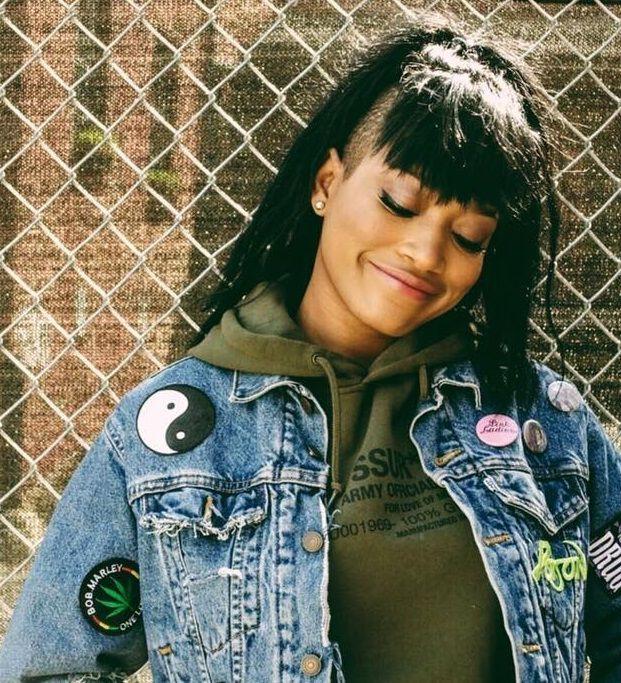 Best 25 keke palmer ideas on pinterest black girl braids jumbo inspirao cabelos afro naturais mulheres negras meninas negras afro coloridos urmus Gallery