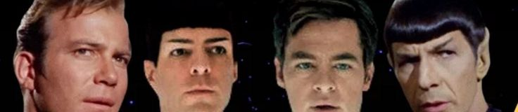 Star Trek: The Original Series Beyond video is pretty fantastic   The new J.J. Abrams Star Trek universe has given our classic characters an entirely new reboot and story but one video creator decided to have fun with the idea that we can never forget the original. Using the audio from Justin Lins Star Trek Beyond Dark Blender grabbed some clips from Star Trek: The Original Series and meshed it together and its pretty cool.  It makes you realize how close the new film is to the original…