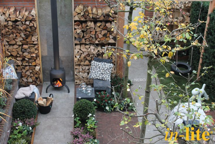 25 best images about in lite grondspots on pinterest warm 10 and 22 - Buitenverlichting design tuin ...