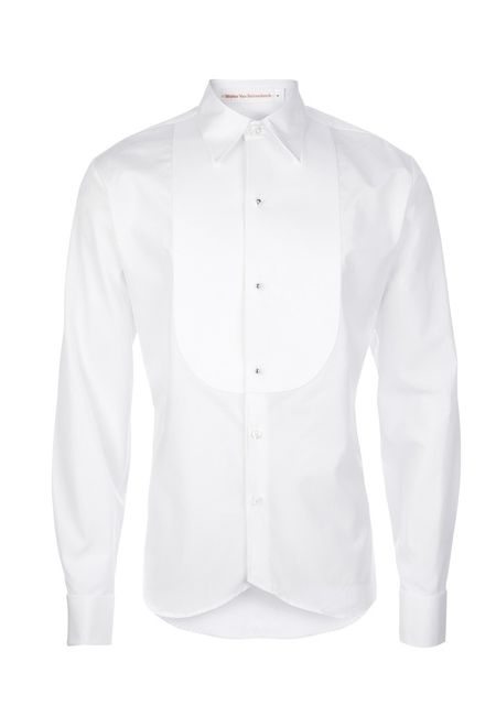 WALTER VAN BEIRENDONCK Formal shirt €574.59  #WALTER #VAN #BEIRENDONCK #SHIRT #COTTON