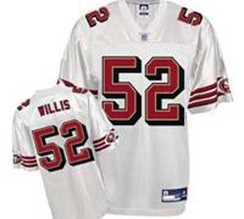 5cf67b43 san francisco 49ers patrick willis jersey