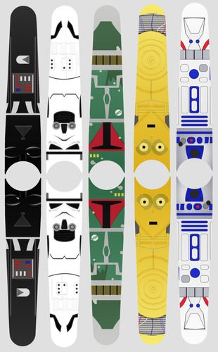 Cover Bands for your Magic Bands - Star Wars Tribute Set