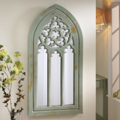 Cathedral Mirror Home Decor Ideas Pinterest