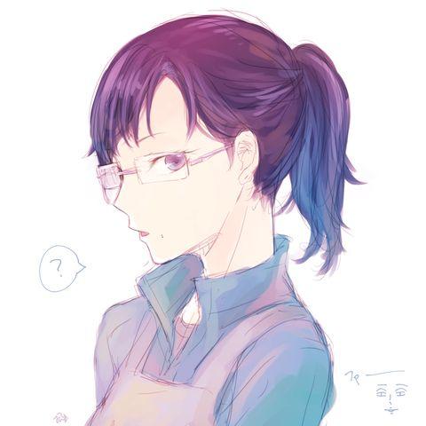 Haikyuu!! (ハイキュー!!) - Kiyoko Shimizu (清水 潔子) -「HQ!!-log」/「桧生とうげ」の漫画 [pixiv]