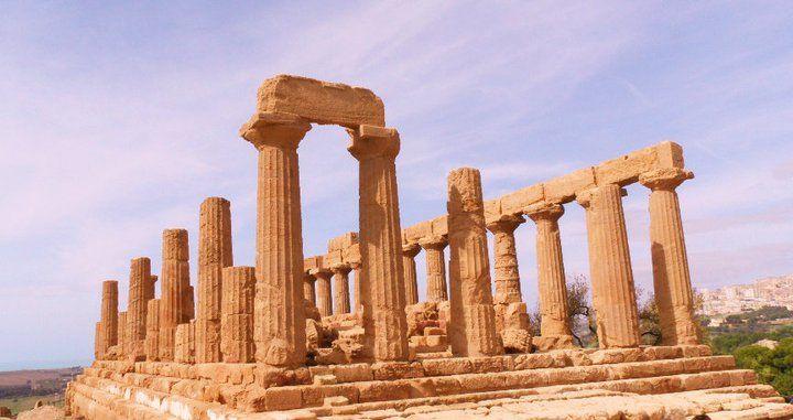 Agrigent - Tal Der Tempel