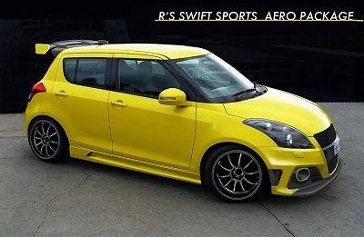 R'S Swift Sports Aero Package