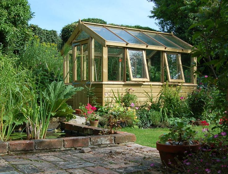 18 best green house images on pinterest greenhouses for Greenhouse designs for residential use