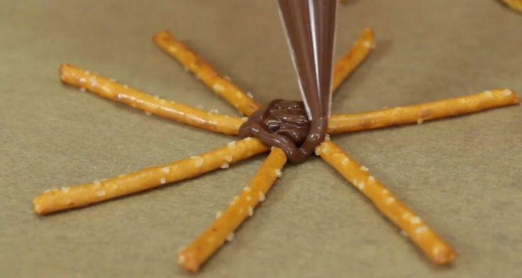 Chocolade Pretzel