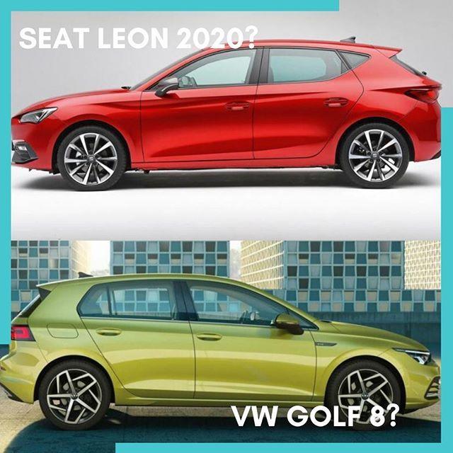 Con Cual Te Quedas Esta Vez Te Leemos Seat Leon 2020 Vw