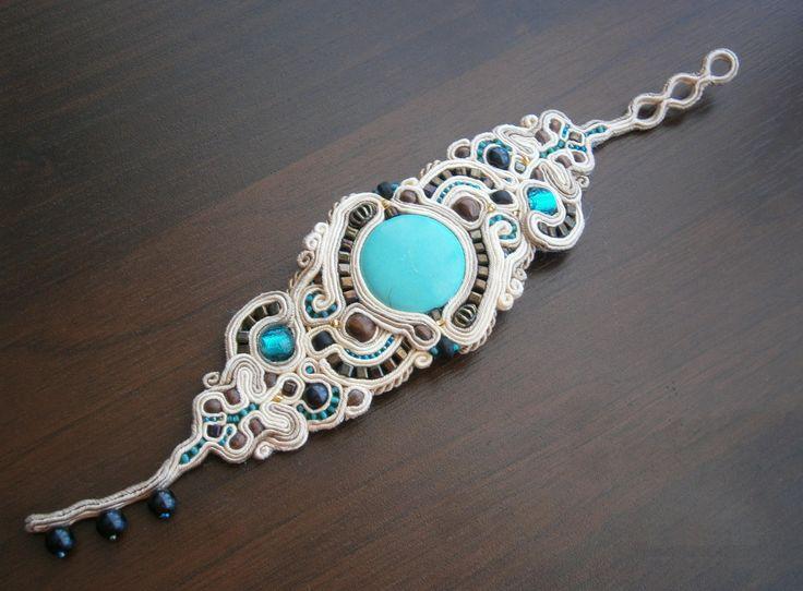 Turquoise bracelet - Handmade Wonderland