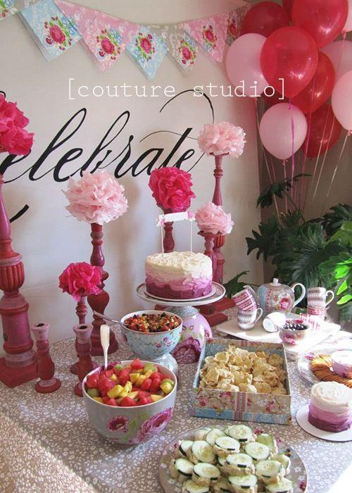 54 best Girls 1st Birthday images on Pinterest Birthday ideas