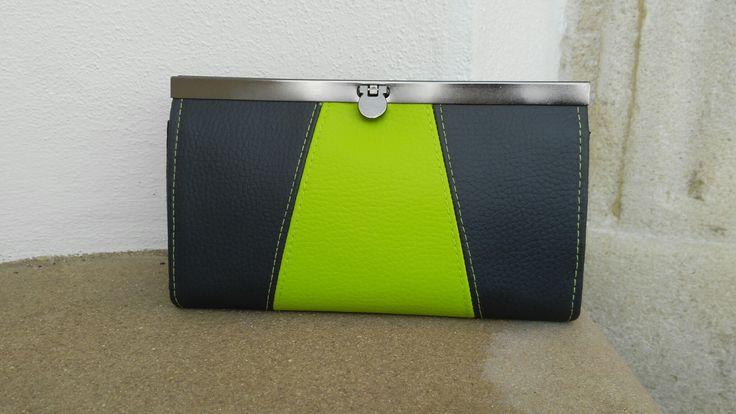 Frame wallet. Rámová peněženka z mojí dílny.