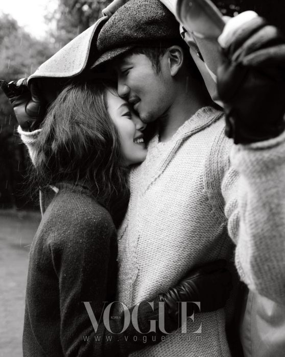 Falling In Love, Vogue Korea November 2009