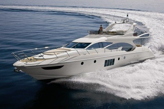 Azimuth-Benetti é destaque do Rio Boat Show 2014 que começa nesta quarta-feira na Marina da Glória
