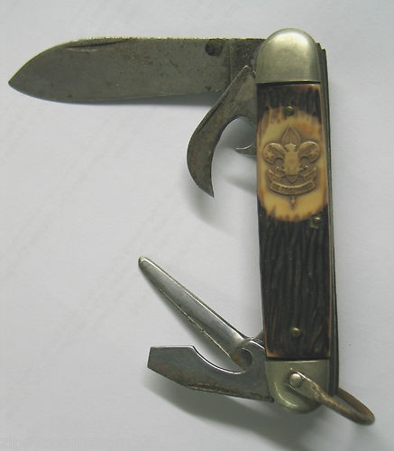 dating boy scout knives Hatchets part four  one should go look for a boy scout hatchet  and it slipped right on with just a little shaving (scraping) with a knife.