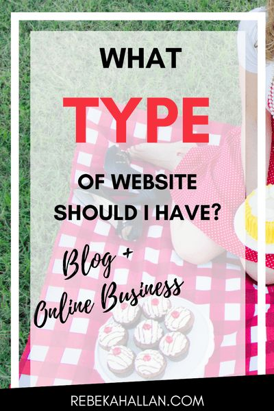 What Type of Website Should I Have? (For Blog + Online Business) | Choosing a type of website (platform) is important! The question is dependant on the type of blog and what is your main priority or main feature/s you are looking for.