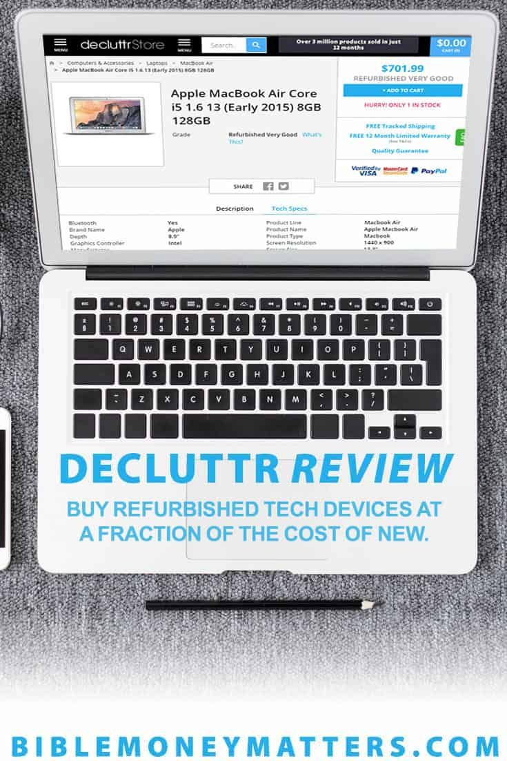 Decluttr Store Save Money By Buying Refurbished Electronics Refurbished Electronics Technology Saving Money