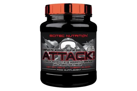 Attack 2.0 (Scitec Nutrition) - Lichidare de stoc! SUPER PRET! -25% REDUCERE! Doar 1 bucata in stoc!!! http://suplimente-culturism.ro/lichidare-de-stoc-attack-2-0-scitec.html