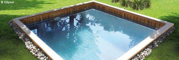 As 25 melhores ideias de piscine bois carr e no pinterest for Piscine coque carree 3x3