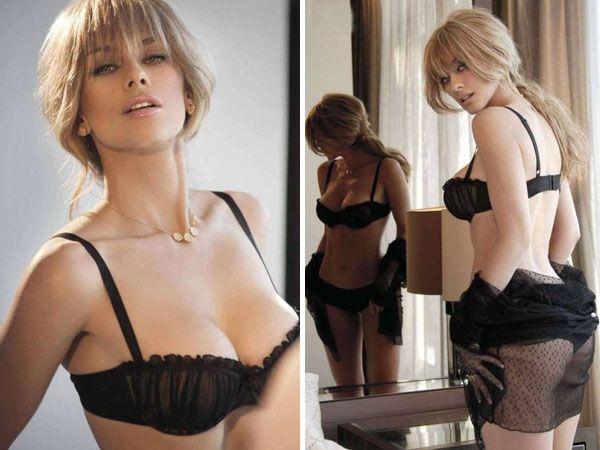 Aracely ar mbula pos para la revista open en ropa interior muy provocativa famosos - Disenadores de interiores famosos ...
