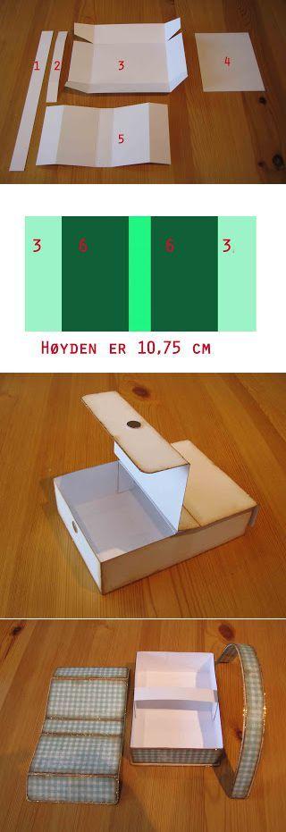 Упаковочка-'корзиночка для пикника ' . Мастер-класс.. | Утилизация | Постила